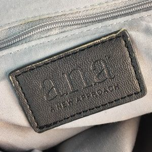 a.n.a Bags - a.n.a Leather Hobo Bag